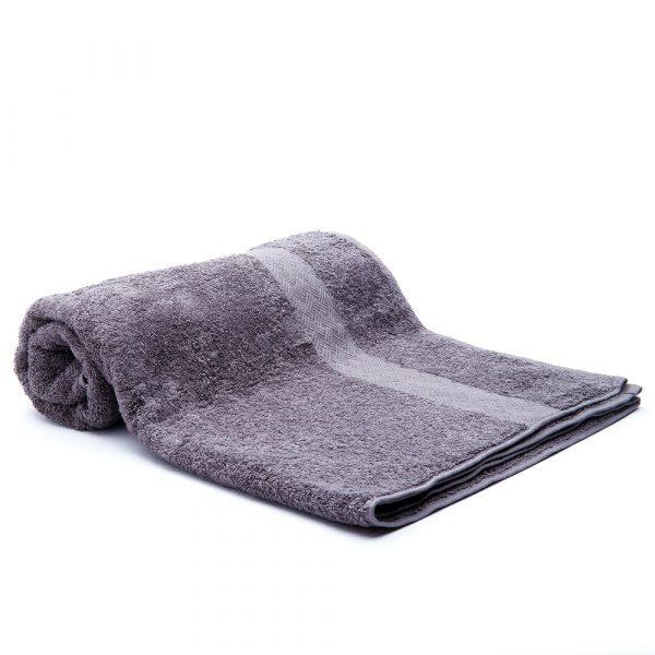 Indulgence Charcoal Bath Sheet