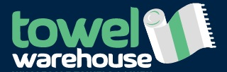 Towel Warehouse Logo Navy