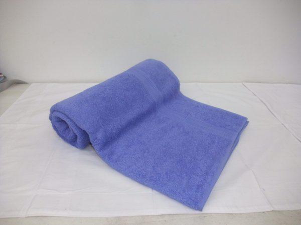 UBS Bath Sheet China Blue  scaled