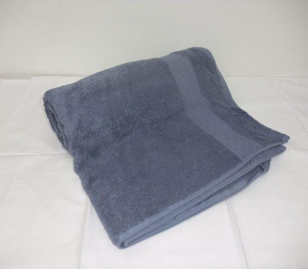 Indulgence Bath Towel Denim scaled