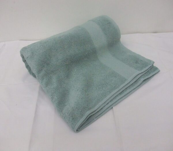 Indulgence Bath Towel Duck Egg scaled